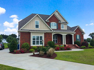 Landscape maintenance New Bern